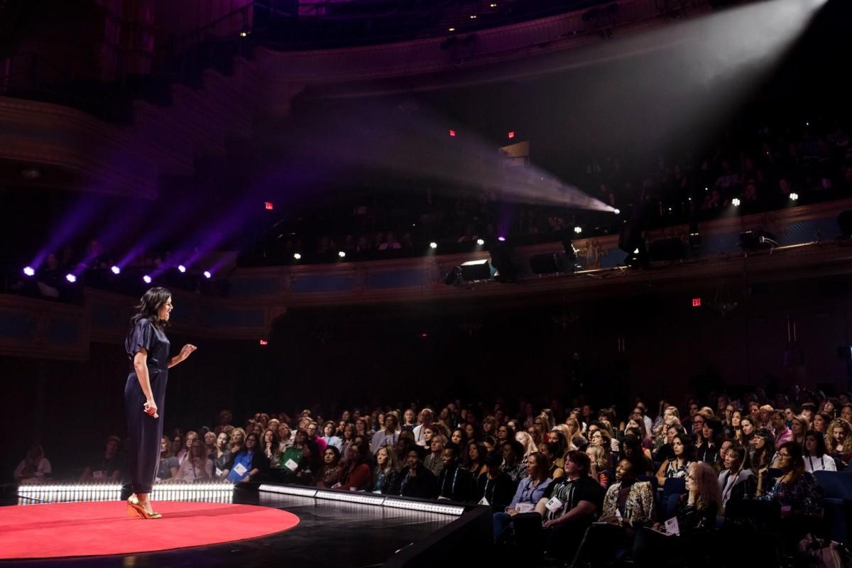 Watch livestream talks from Palm Springs TEDWomen2018!