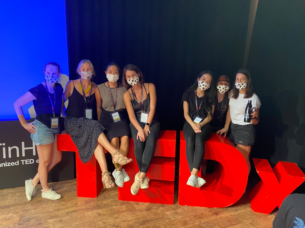 TEDxTinHauWomen are back!! So What MattersNow…